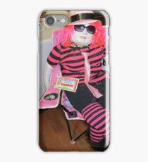 Fashionista Scarecrow iPhone Case/Skin