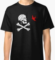 The Flag of Captain Jack Sparrow Classic T-Shirt