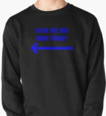 I Wish This Was David Tennant Pullover