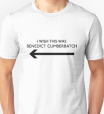 I Wish This Was Benedict Cumberbatch T-Shirt