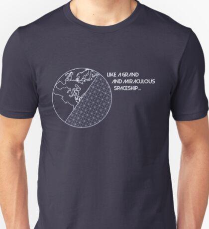 Miraculous Spaceship T-Shirt