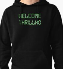 Welcome Thrillho Pullover Hoodie