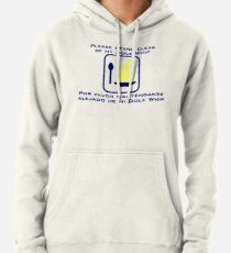 Stand Clear of My Dole Whip Hoodie