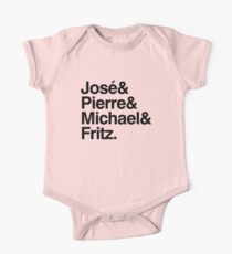 The Macaws Kids Clothes
