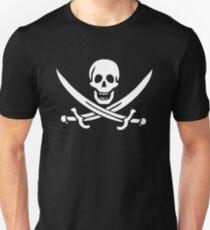 Flag of Calico Jack Rackham Unisex T-Shirt