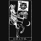 Death Tarot XIII by Imago-Mortis