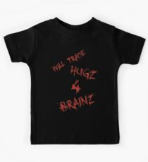 Hugs For Brains Kids Tee