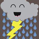 Li'l Stormy by NevermoreShirts