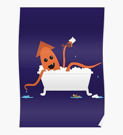 Li'l Kraken Poster