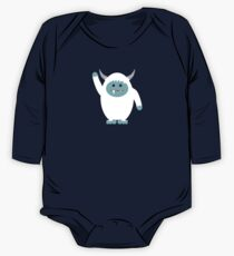 Li'l Yeti One Piece - Long Sleeve