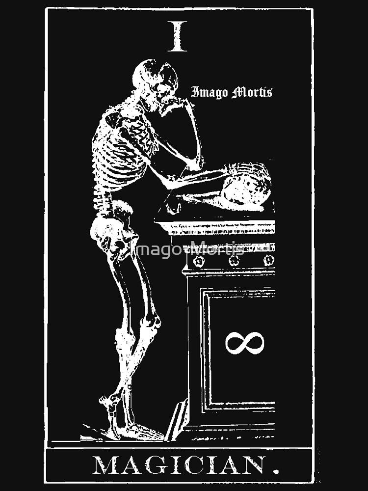 Magician Tarot I by Imago-Mortis