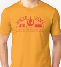 Uncle Iroh's Fine Tea Shop Unisex T-Shirt