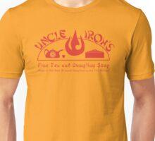 Uncle Iroh's Fine Tea Shop Unisex T-Shirt