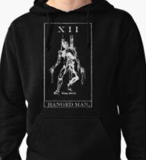 Hangman Tarot XII Pullover Hoodie