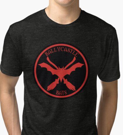 Ballycastle Bats Tri-blend T-Shirt