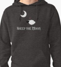 Sheep the Moon Pullover Hoodie
