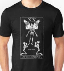 Judgement Tarot XX Slim Fit T-Shirt