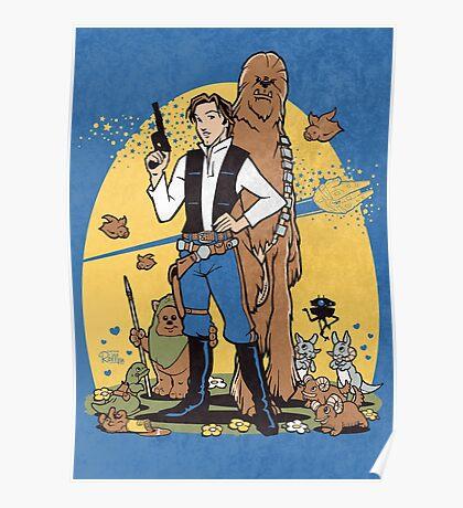 The Smuggler Poster