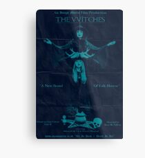 The VVitches Metal Print