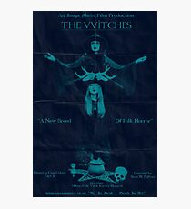 The VVitches Photographic Print