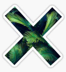 Palm X. Sticker