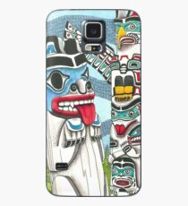 Totem Talk Case/Skin for Samsung Galaxy
