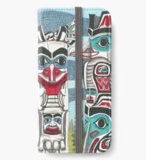 Totem Talk iPhone Wallet/Case/Skin