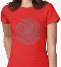 Aztequa Womens Fitted T-Shirt