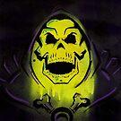 Skeletor by barry neeson