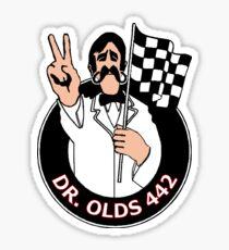 DR. OLDS Sticker