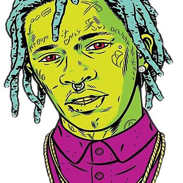 Young Thug by notzwitch