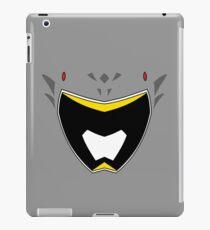 Dino Charge Graphite Power Ranger / Kyoryu Grey iPad Case/Skin
