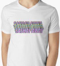 SASHAY AWAY Men's V-Neck T-Shirt