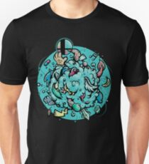 Old School Smash Unisex T-Shirt