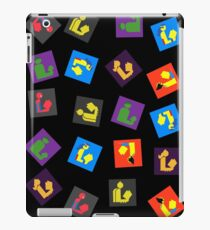 Readers Assemble vol. 4 iPad Case/Skin