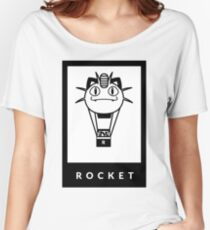 Team Rocket GO! Women's Relaxed Fit T-Shirt
