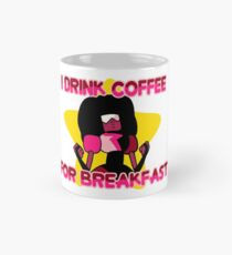 I Drink Coffee for Breakfast Mug Mug