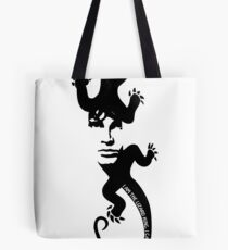Lizard King Morrison Tote Bag