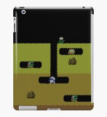 Dig Dug  iPad Case/Skin