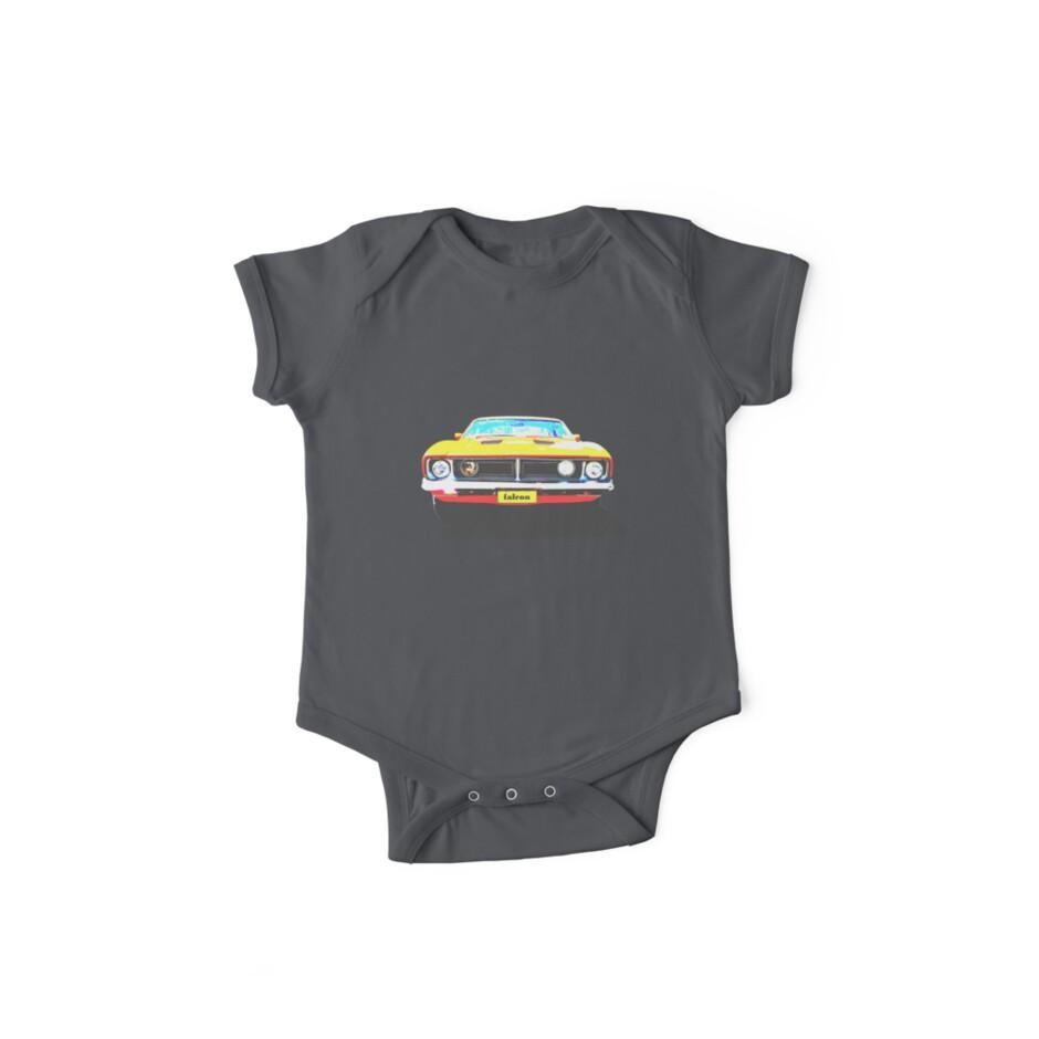 Ford Falcon Tshirt by Kitsmumma