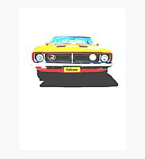 Ford Falcon Tshirt Photographic Print