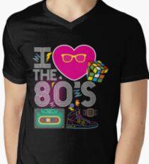 I heart the 80's eighties T-Shirt