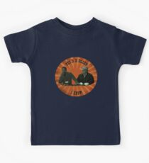 The D is silent! Kids Tee
