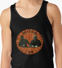 The D is silent! Tank Top