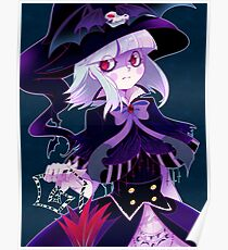 Madame Bat Witch  Poster