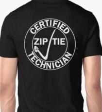 Drifter - Certified zip tie technician T-Shirt