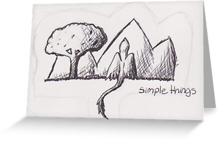 Simple Things by Nico Sudduth