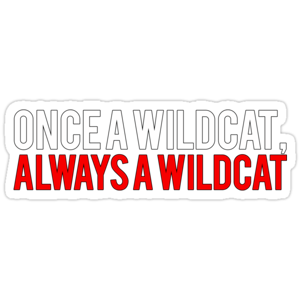 Once A Wildcat