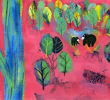 Walk in the Woods by Ollie Lett