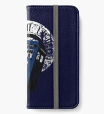 The Doctor iPhone Wallet/Case/Skin